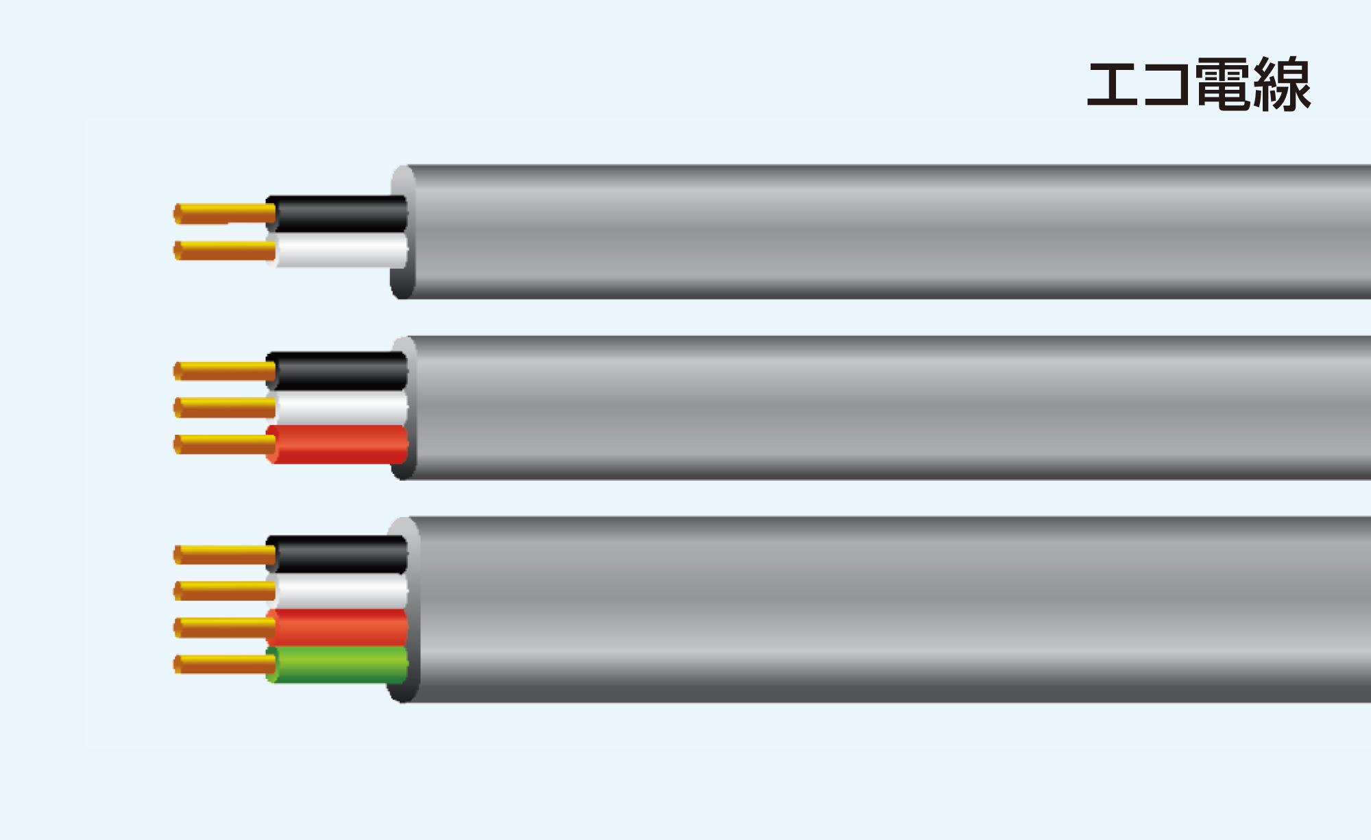 ケーブル(電線)画像